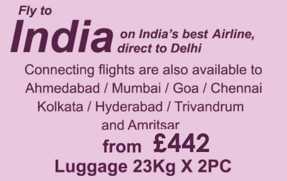 Air Vistara London Delhi Direct