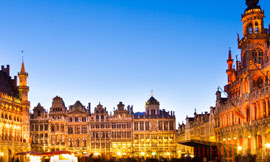 Cheap Holidays to Brussels