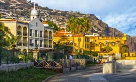 Cheap Holidays to  Funchal