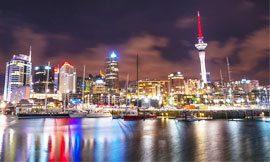 Cheap hotels in Auckland